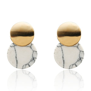 MABEL Earrings - Palmetto Reina