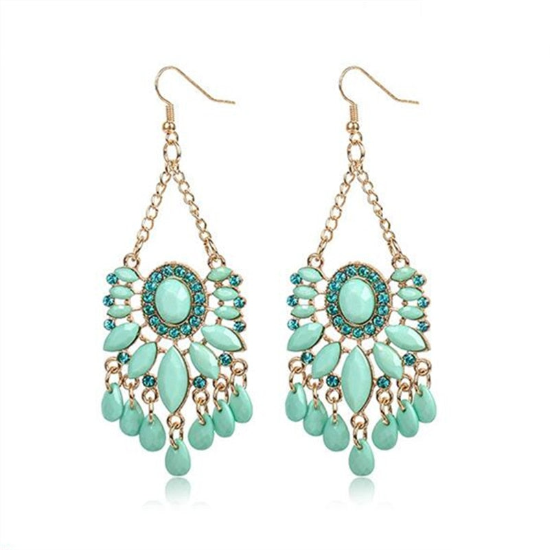 MILLY Earrings - Palmetto Reina