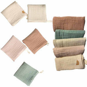 WALLY Washtowels - Palmetto Reina