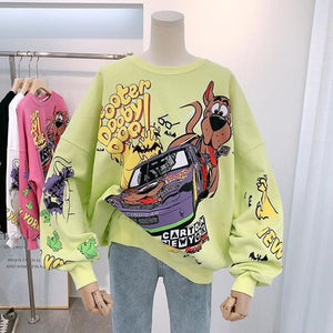 SCOOBY Sweater