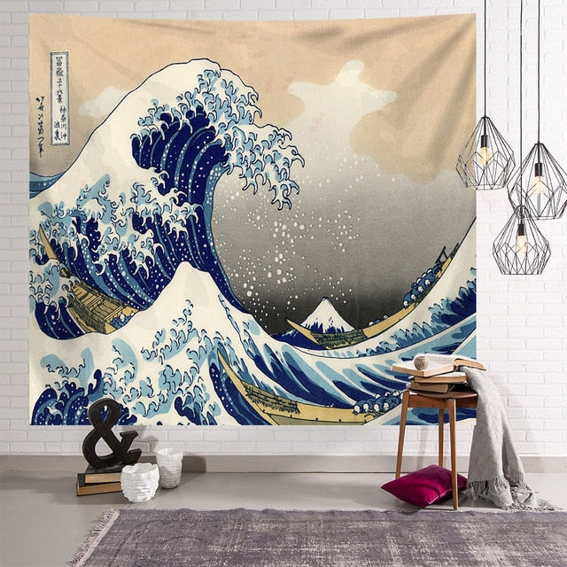 Wave Tapestry