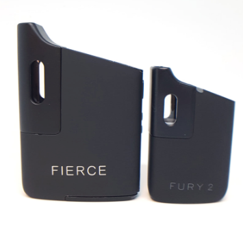 Fierce Vaporizer Reivew vs. Fury 2