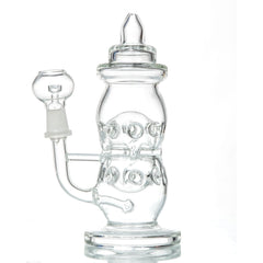 Clear Baby Bottle Dab Rig
