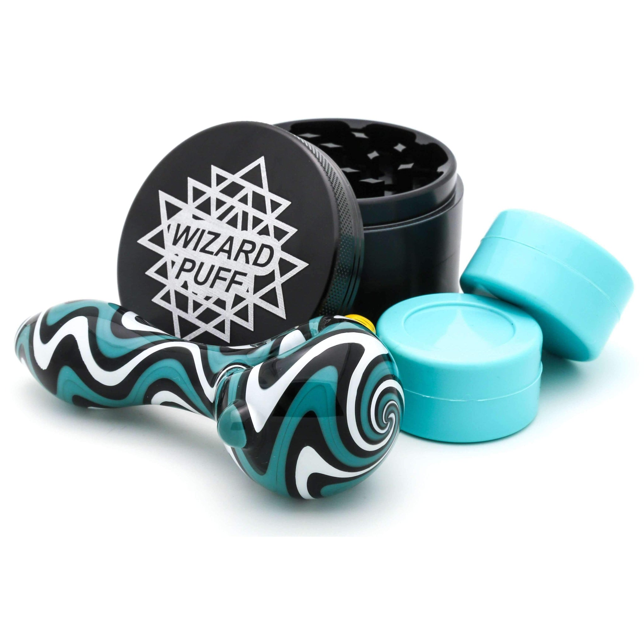 Wizard Puff High Essentials Pipe Kit