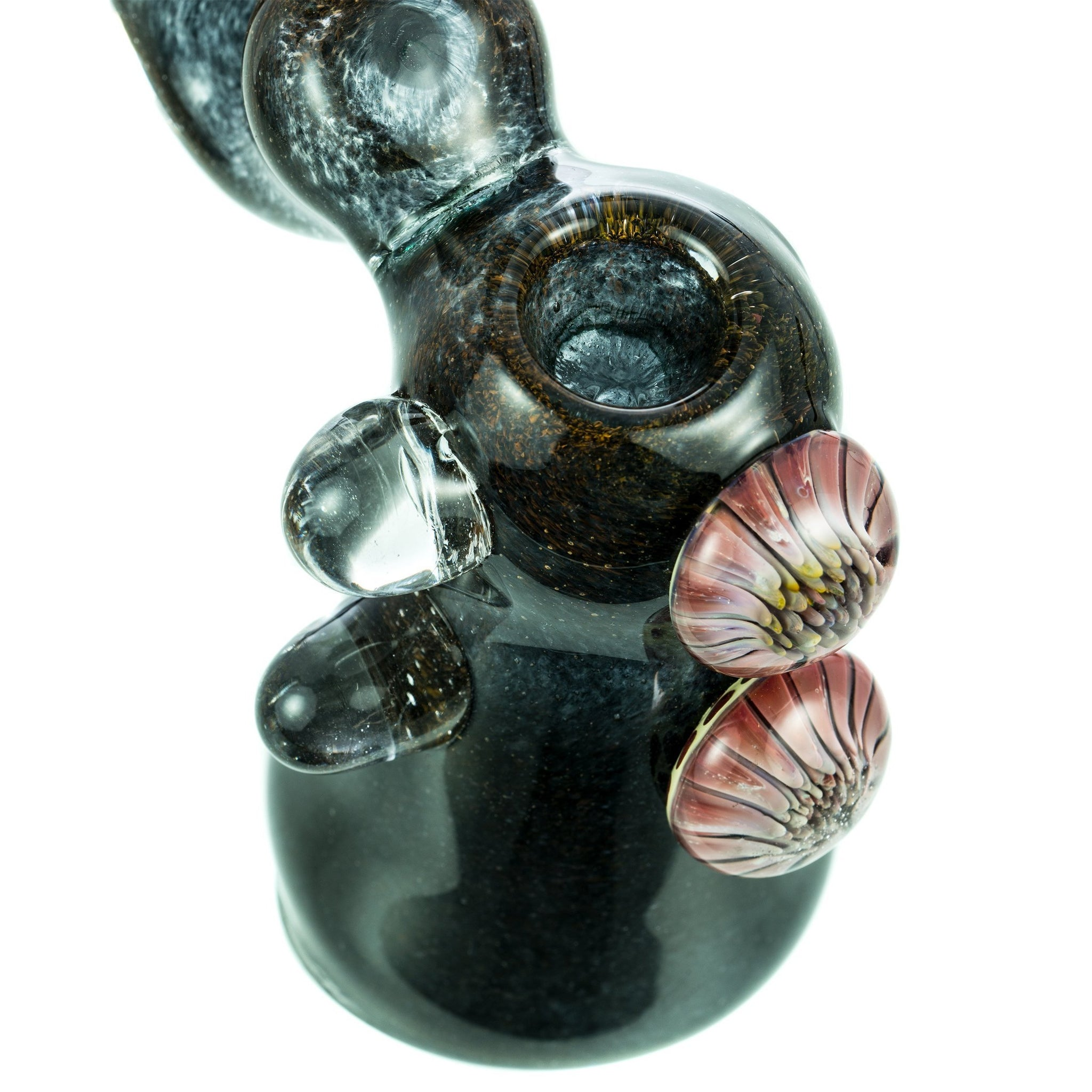 Standing Elephant Head Bubbler