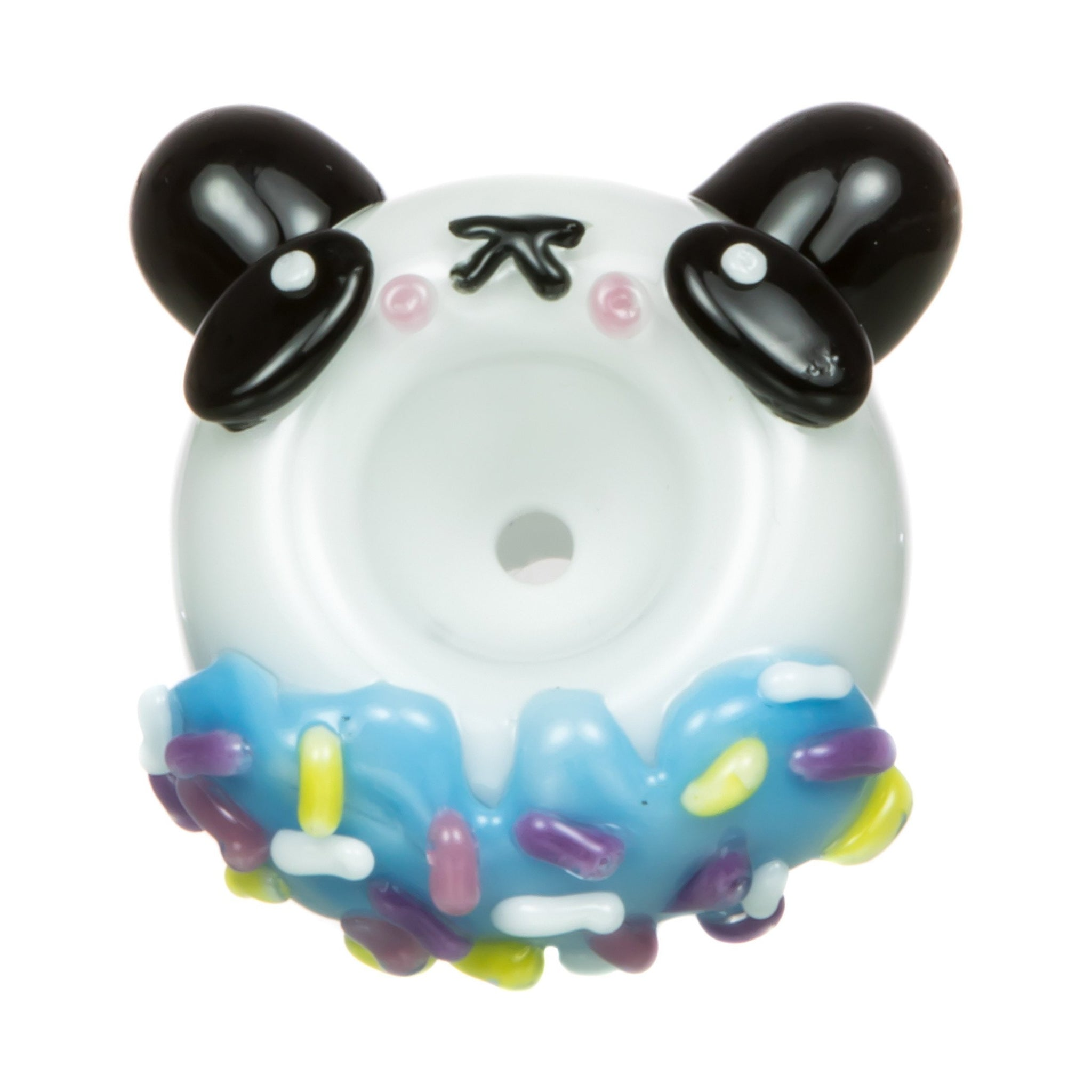 Panda Donut Bowl Slide