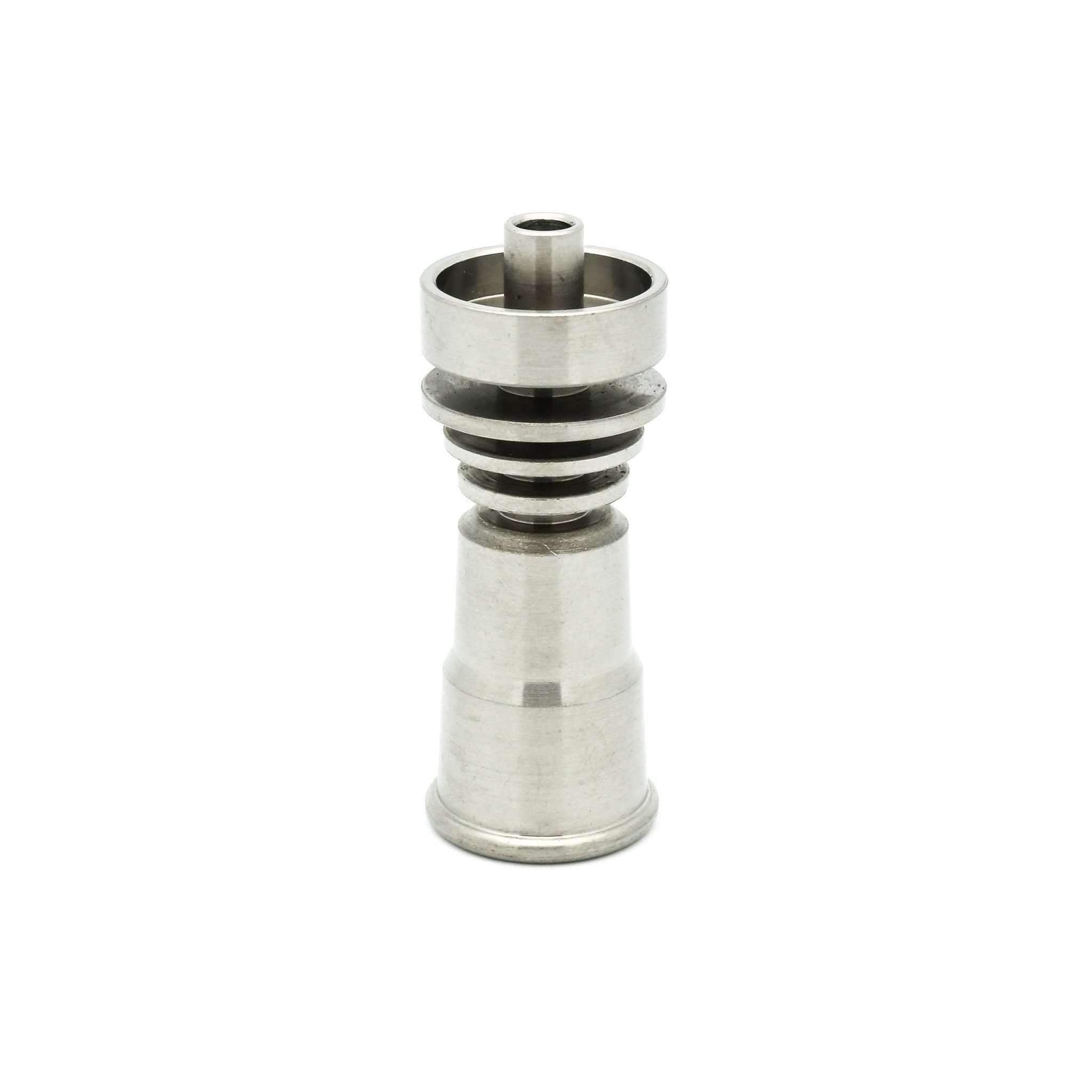 Queen 14mm & 18mm Domeless Titanium Nail Female Joint