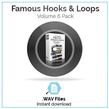 Famous Hooks and Famous Loop Pack Volume