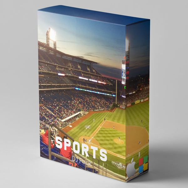SPORTS EVENTS DJ SOUNDS EFFECTS PACK DOWNALOAD