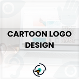 Load image into Gallery viewer, Cartoon Logo Design