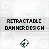 Load image into Gallery viewer, Retractable Banner Design & Prints