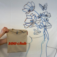 Load image into Gallery viewer, 100 CLUB TEE