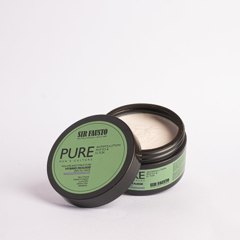 Hybrid Mousse - Efecto Mate