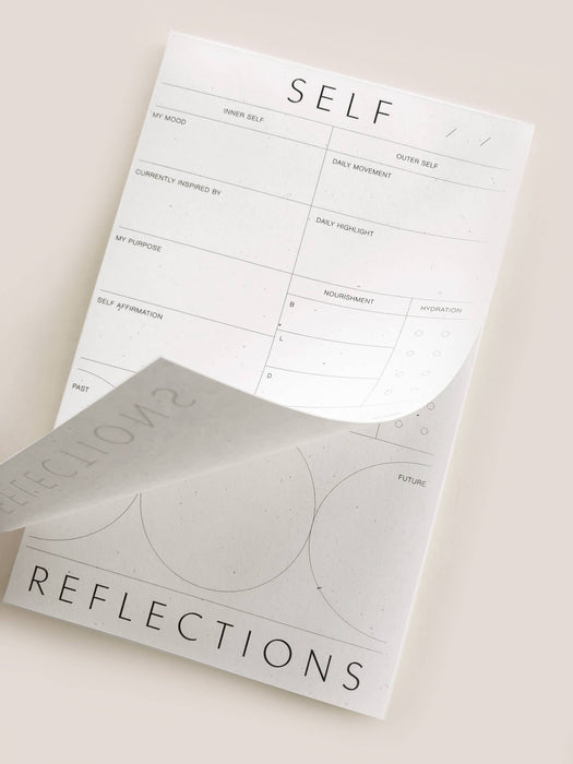 self-reflections pad