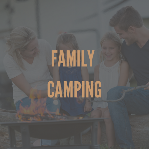 Camping Fun for Kids