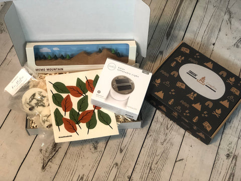 gift box for new RV owners