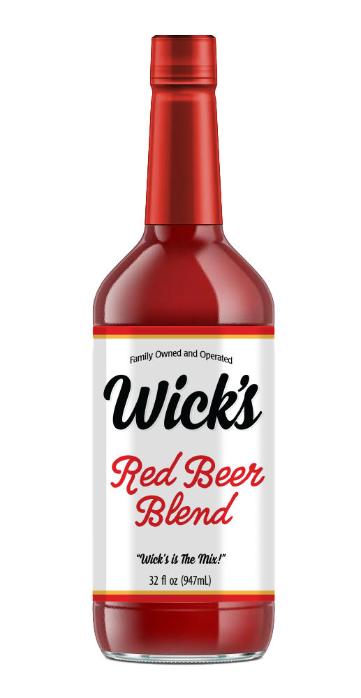 Wick's Red Beer Blend 3-Pack