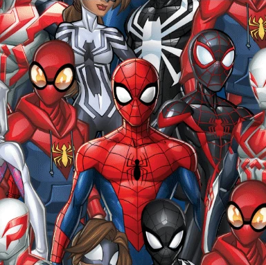 Spidey and Friends