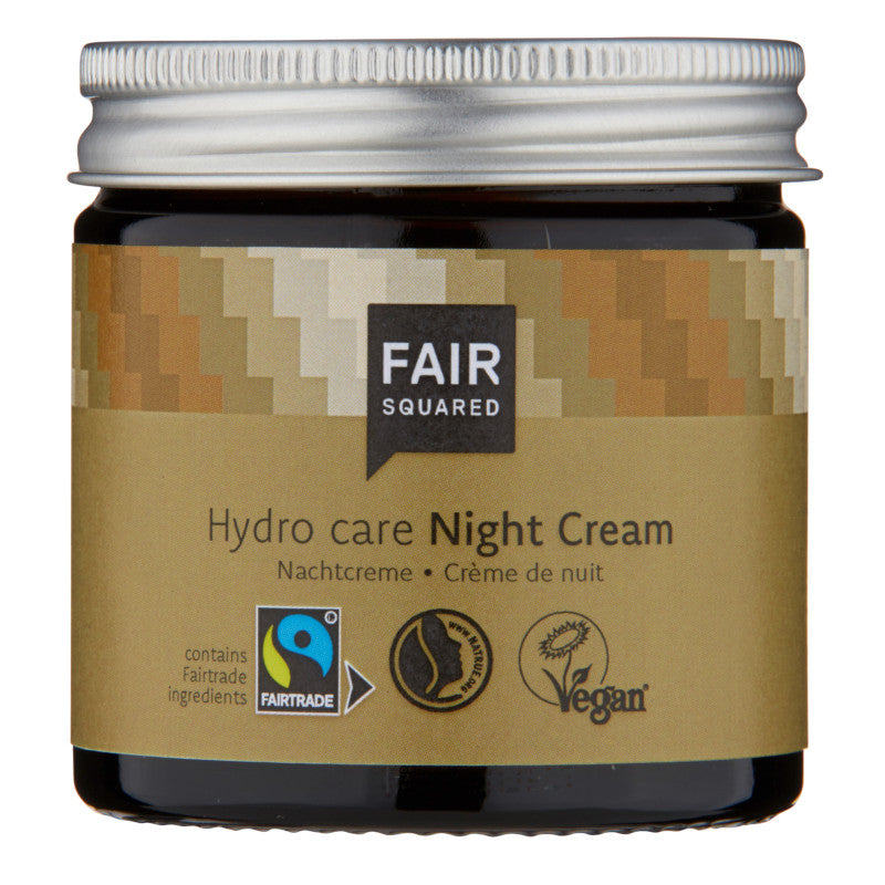 Fair squared- Argan Hydro Night Cream, 50ml - Nordic- wellness.dk