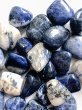 Load image into Gallery viewer, Sodalite Tumble