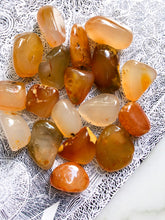Load image into Gallery viewer, Carnelian Tumble (Indian)