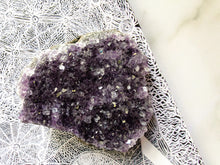 Load image into Gallery viewer, Amethyst Cluster Medium #3