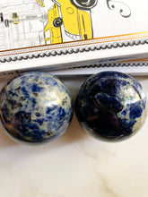 Load image into Gallery viewer, Sodalite Sphere Large