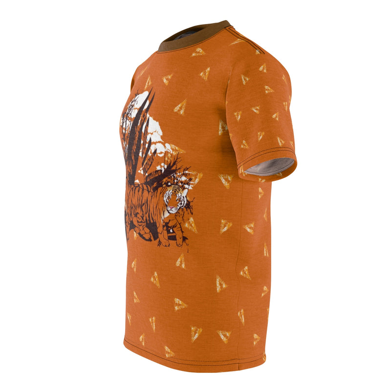 AOP Tigers Cut & Sew Tee