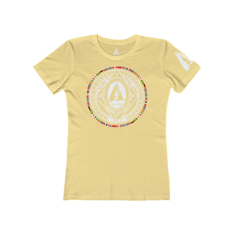 Women's World United Tee