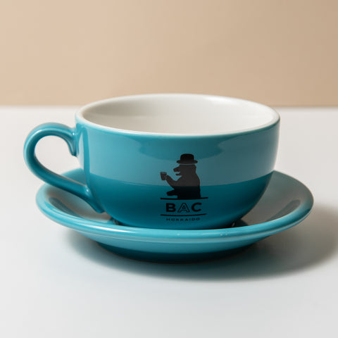 Baristart Coffee Origami Cup [Blue]