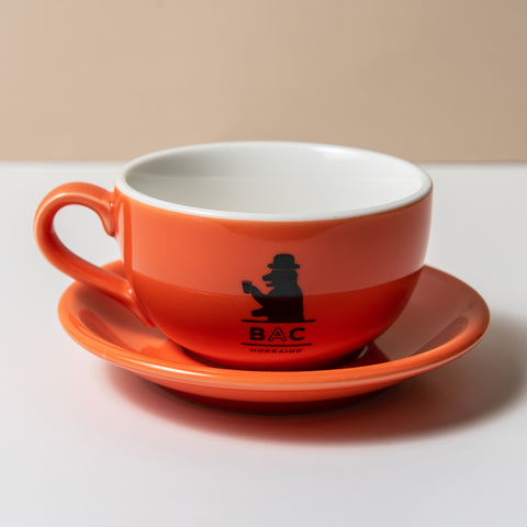 Baristart Coffee Origami Cup [Red]