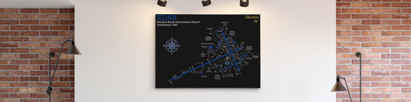 Create Your Own Airport Map