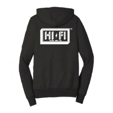 Load image into Gallery viewer, HI-FI Zip Up Logo Hoodie