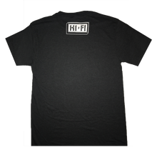 Load image into Gallery viewer, HI-FI Straight Outta Comp Tickets Black T-Shirt