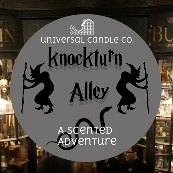 Knockturn Alley Scents - Universal Candle Co