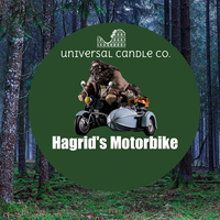 Hagrid's Motorbike Scents - Universal Candle Co