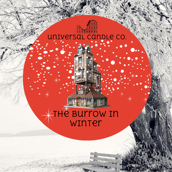 The Burrow in Winter