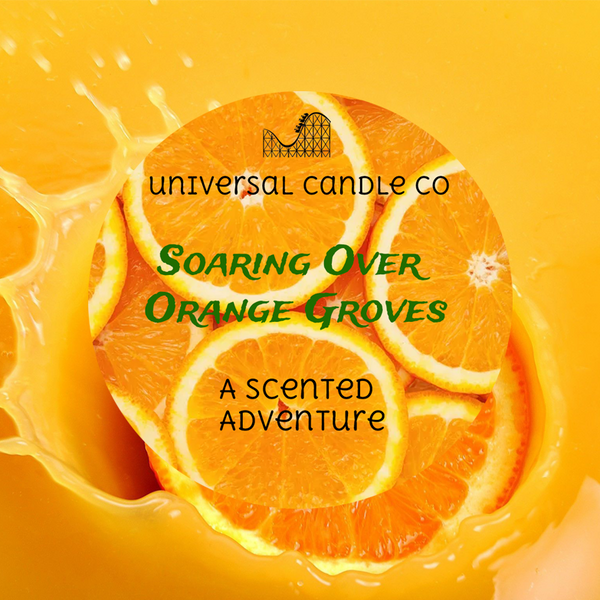 Soaring Over Orange Groves Scents - Universal Candle Co