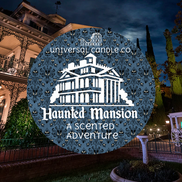 Haunted Mansion Scents - Universal Candle Co