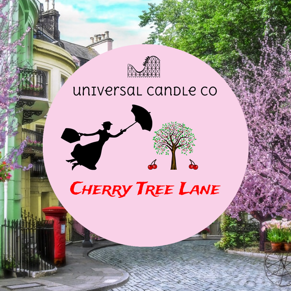 Cherry Tree Lane - Universal Candle Co