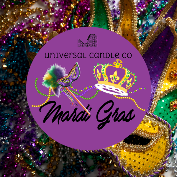 Mardi Gras Scents - Universal Candle Co