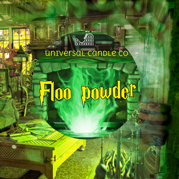 Floo Powder Scents - Universal Candle Co