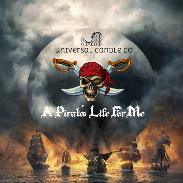 A Pirate's Life for Me Scents - Universal Candle Co