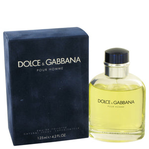 Dolce & Gabbana - DOLCE & GABBANA by Dolce & Gabbana Eau De Toilette Spray 4.2 oz / 125 ml / 125 ml / 75 ml / 125 ml / 75 ml / 125 ml / 75 ml for Men
