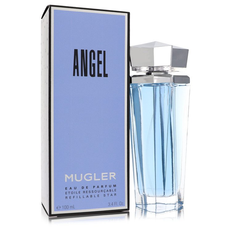 Thierry Mugler - ANGEL by Thierry Mugler Eau De Parfum Spray Refillable 3.4 oz / 100 ml / 100 ml / 100 ml for Women