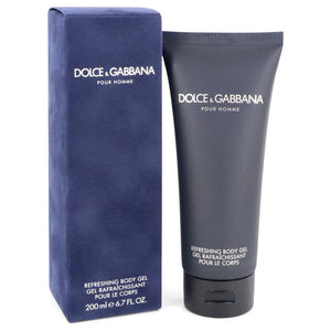 Dolce & Gabbana - DOLCE & GABBANA by Dolce & Gabbana Refreshing Body Gel  6.8 oz / 200 ml  for Men