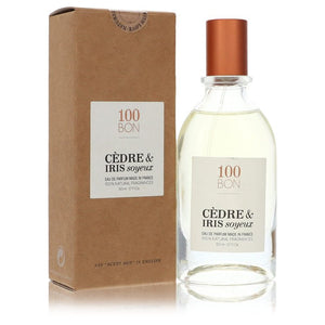100 Bon - 100 Bon Cedre & Iris Soyeux by 100 Bon Eau De Parfum Spray (Unisex Refillable) 1.7 oz / 50 ml / 50 ml / 50 ml / 50 ml for Men