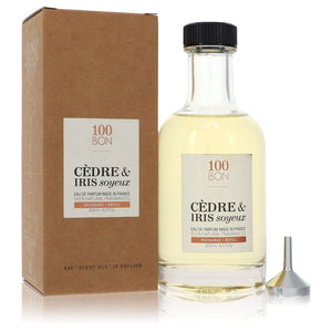 100 Bon - 100 Bon Cedre & Iris Soyeux by 100 Bon Eau De Parfum Refill (Unisex)  6.7 oz / 200 ml / 200 ml / 200 ml / 200 ml for Men