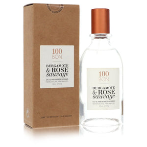 100 Bon - 100 Bon Bergamote & Rose Sauvage by 100 Bon Concentree De Parfum Spray (Unisex Refillable) 1.7 oz / 50 ml / 50 ml / 50 ml for Men
