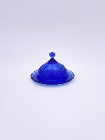 Small Covered Butter Dish